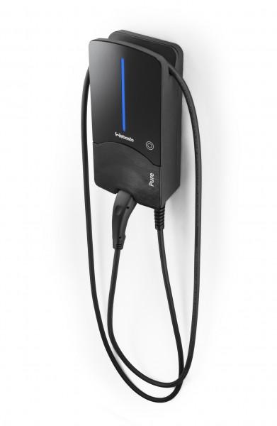 Webasto Pure Black Edition Wallbox 11 kW