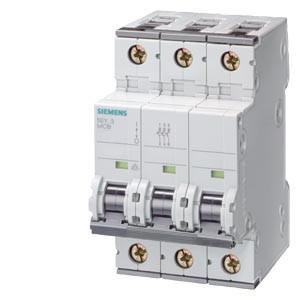 Siemens Leitungsschutzschalter C 20A 3p 400V
