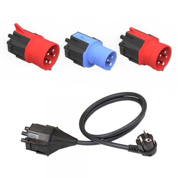 NRGkick KfW Adapter — Steckeraufsatz Set
