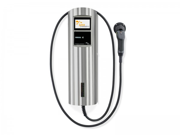 JUICE Charger 2 FLEX — Juice Booster 2 mobil integriert