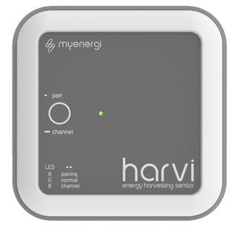 myenergi harvi — kabelloser Leistungssensor
