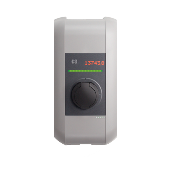 KEBA KeContact P30 c-series — RFID, MID, Typ 2 Steckdose