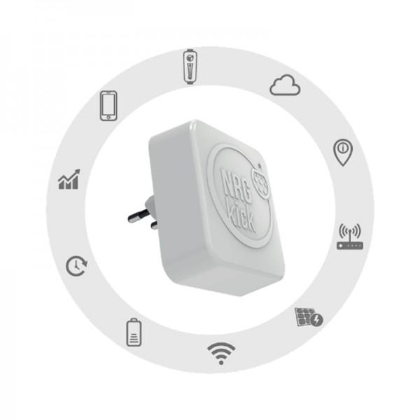 NRG Connect Funktionsübersicht