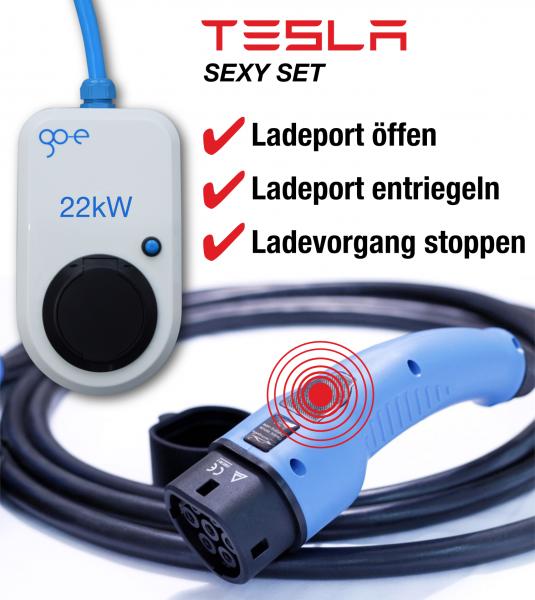 go-eCharger — S 3 X Y Tesla Set