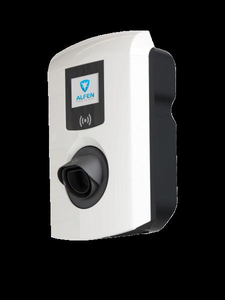 Eve Single Pro-line 11 kW — für Typ 2 Kabel Festinstallation