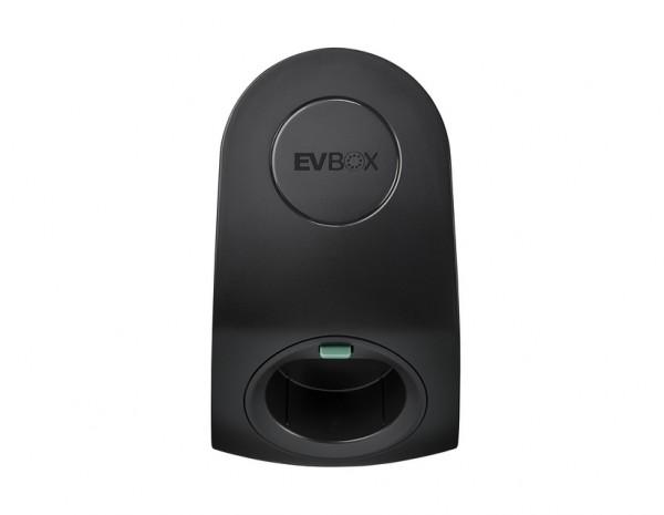 Halterung für Fahrzeug-Ladestecker Typ 2 — EVBox